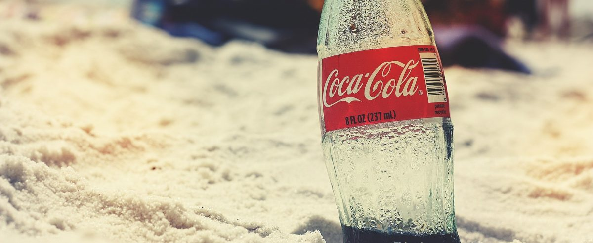 coca-cola enters cannabis market